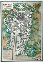 Yerevan map by Tamanyan.jpg