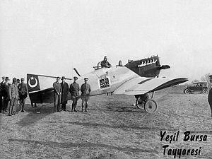 Yesil Bursa aircraft.jpg