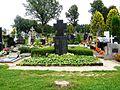 Ylakių partizanų kapas 2009.JPG