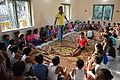 Yoga Class - Nisana Foundation - Chamrail - Howrah 2013-08-24 2059.JPG