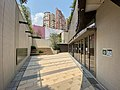 Yue Man Square B1 Sunken Plaza 202104.jpg
