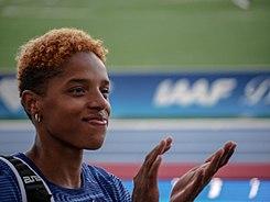 Yulimar Rojas - Triple saut Femmes (48614911652).jpg