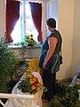 Zámek Veltrusy. Soutěžní výstava růží 2012 2.JPG