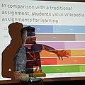 Zachary J Mc Dowell Wikimania 2017.jpg