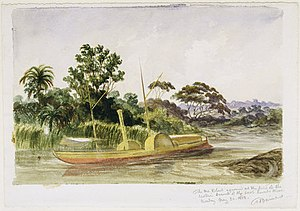 Second Zambesi expedition - Image: Zambesi Expedition ship Ma Robert