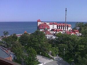 Zelenogradsk - View of Zelenogradsk
