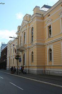 Zgrada opštinskog suda, Valjevo 001.jpg