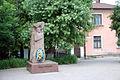 Zhovkva Konovalets Monument RB.jpg