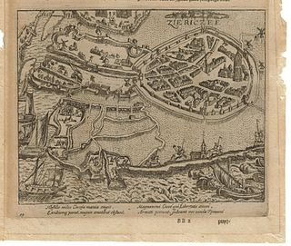 Siege of Zierikzee 1575-1576 siege in the Eighty Years War