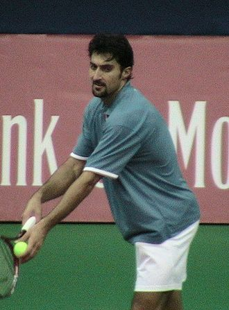 Rotterdam Open - Nenad Zimonjić reached five consecutive finals in Rotterdam (2009–13), winning a record four times (2009–10, 2012–13).