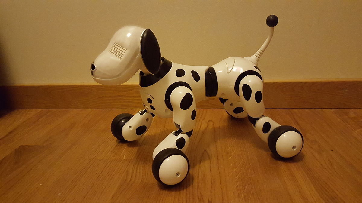 List of robotic dogs - Wikipedia
