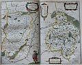 """""""Descriptio Veromanduorum = Gallice Vermandois - auctore Ioanne Suthonio. Gouvernement de la Cappelle - par P. Petit. Bourbon"""" (22068322748).jpg"""