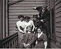 """J. G. Ade, Betty, Marjorie B., Kathleen M M., Jean Masten."" (3778094298).jpg"