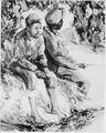 """Portrait of Aaron Douglas"" - NARA - 559064.tif"