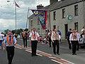 """The Twelfth"" celebrations, Newtownstewart (36) - geograph.org.uk - 1961299.jpg"