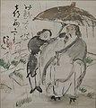 'Su Dongpo' by Tomita Keisen, Honolulu Museum of Art 13215.1.JPG
