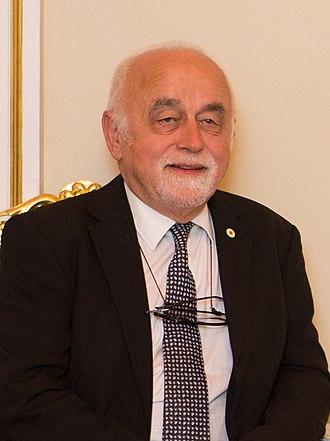 Speaker of the Flemish Parliament - Jan Peumans, speaker since 2009