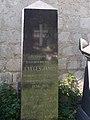 Üveges János (1830-1916) püspöki uradalmi gazdatiszt, Grőber temető, Eger, 2016 Hungary.jpg