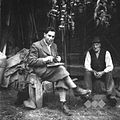 Šušteršič med izpraševanjem, Sela 1949.jpg