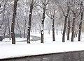 Весна на Вернадского, но со снегом - panoramio.jpg