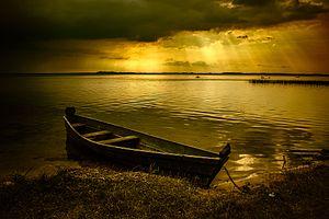 Захід сонця на Озері Світязь.jpg