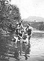 Зеница - 1939 - купање на ријеци Босни 4.jpg