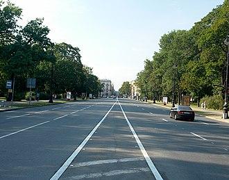 Petrogradsky Island - Kamennoostrovsky Prospekt