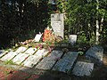 Кобона, воинский мемориал, братская могила02.jpg