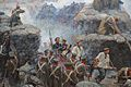 Матрос Кошка со товарищем ведут пленного французского офицера. Панорама Оборона Севастополя 1854-1855. Севастопол - panoramio.jpg
