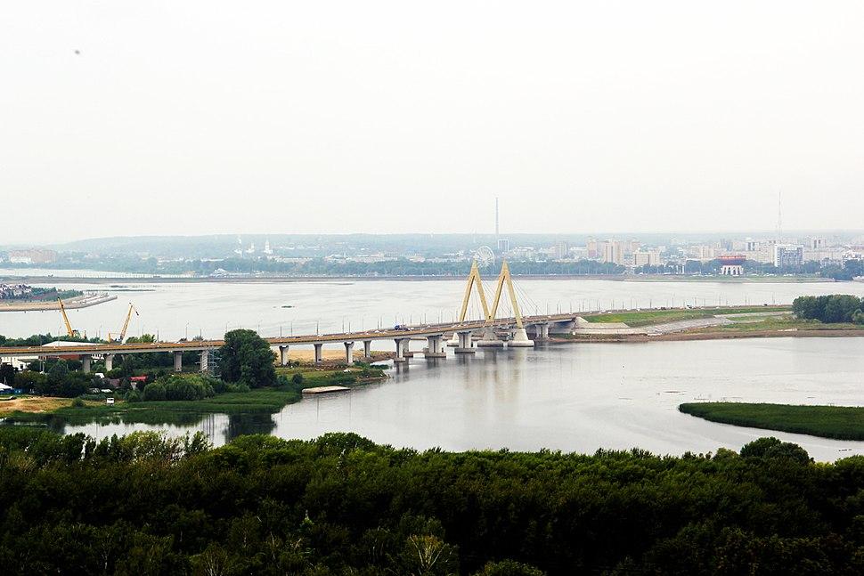 Мост Миллениум 2013