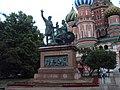 Памятник Минину и Пожарскому Красная площадь 04.JPG