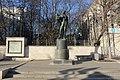 Памятник С. В. Образцову - создателю и руководителю Центрального театра кукол. - panoramio.jpg