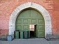 Петропавловская крепость, Кронверкские ворота02.jpg