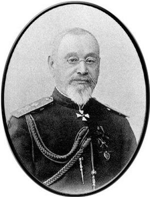 Pyotr Vannovskiy - Image: Пётр Семёнович Ванновский