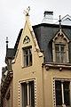 Рига (Латвия) Старый город Дом с трубочистом (фрагмент) - panoramio.jpg
