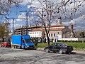 """Скопје, Р. Македонија , Skopje, R. of Macedonia 01.04.2013 ( ☨Црква """"Рождество на Пресвета Богородица"""" , Church """"Nativity of the Virgin Mary"""" ☨) - panoramio.jpg"""