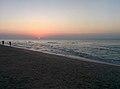 Схід сонця на Федотововій косі.jpg