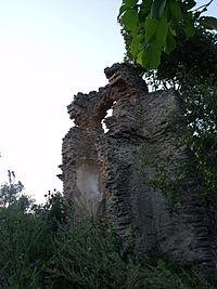 Тайкури. Руїни замку.JPG