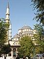 Турция (Türkiye), провинция Стамбул (il İstanbul), Стамбул (İstanbul), р-н Еминёню (ilçe Eminönü, Rüstem Paşa), Новая мечеть (Yeni Camii), 16-51 15.09.2008 - panoramio.jpg