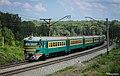ЭР2К-1013, Россия, Новосибирская область, перегон Крахаль - Восточная (Trainpix 67302).jpg