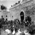 וינסטון צרציל מיניסטר המושבות האנגלי מבקר באוניברסיטה העברית בירושלים ( 192-PHG-1003366.png