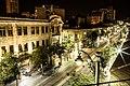 רחוב יפו בירושלים. צילום מגג מלון.jpg