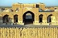 آجرچینی های دوره های مختلف تاریخی در کاروانسرای دیر گچین (23).jpg