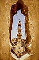 المئذنه والبيوت من مسجد أحمد بن طولون 2.jpg