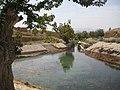 چشمه جوشقانjowshaghan در حال بازسازي - عكس از مهدي خوشبختي - panoramio.jpg