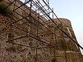 दीवार के निर्माण कार्य का चित्र.jpg