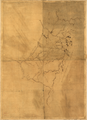 """A Map of the Land about Red Stone and Fort Pitt,"" Used by George Washington WDL9576.png"