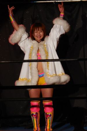 Wonder of Stardom Championship - Yuzuki Aikawa, the inaugural and longest-reigning Wonder of Stardom Champion