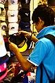 淡水有許多便宜的流行商店 - panoramio.jpg