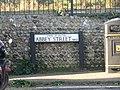 -2019-12-30 Street name sign, Abbey Street, Bacton (1).JPG